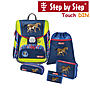 Step by Step Touch DIN Horse Family Schulranzen Set-5tlg.